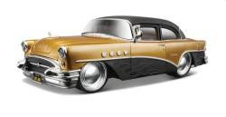 Scale diecast models of Buick cars