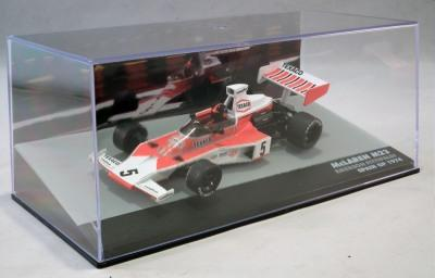 1/43 scale race cars