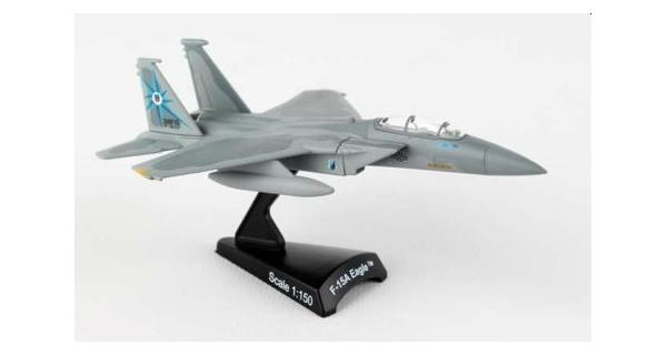 F-15A Eagle 318 FIS Green Dragons 1:150 scale model from Postage Stamp