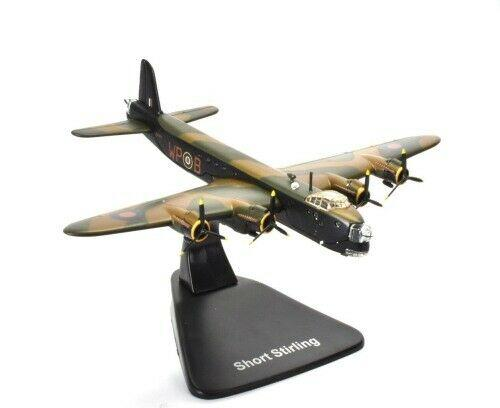 Short Stirling, Bombers of WW2, 1:144 scale model from Atlas Editions