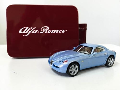 Alfa Romeo, Nuvola,light blue , Solido