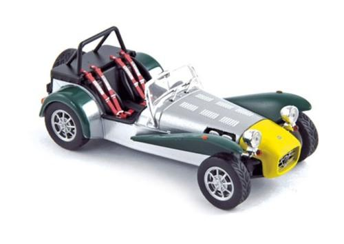 Caterham Super Seven model