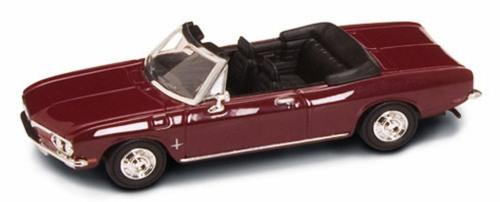 Corvair Monza 1969 in burgundy 1:43 scale from Road Signature