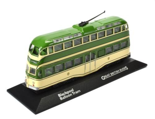 Trams and Trolley bus models