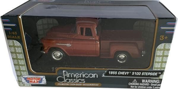 Chevy 5100 Stepside