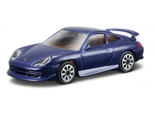 Scale diecast models of Porsche 911
