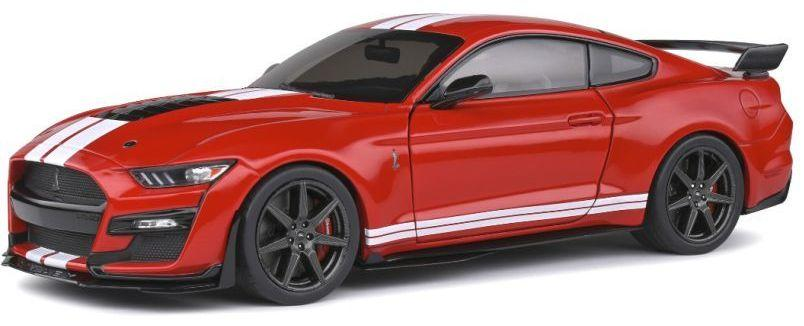 Ford Mustang Shelby GT500 Fast Track in racing red 2020
