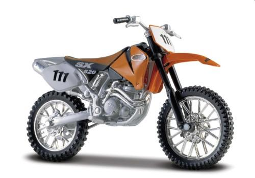 KTM's in 1:18 scale