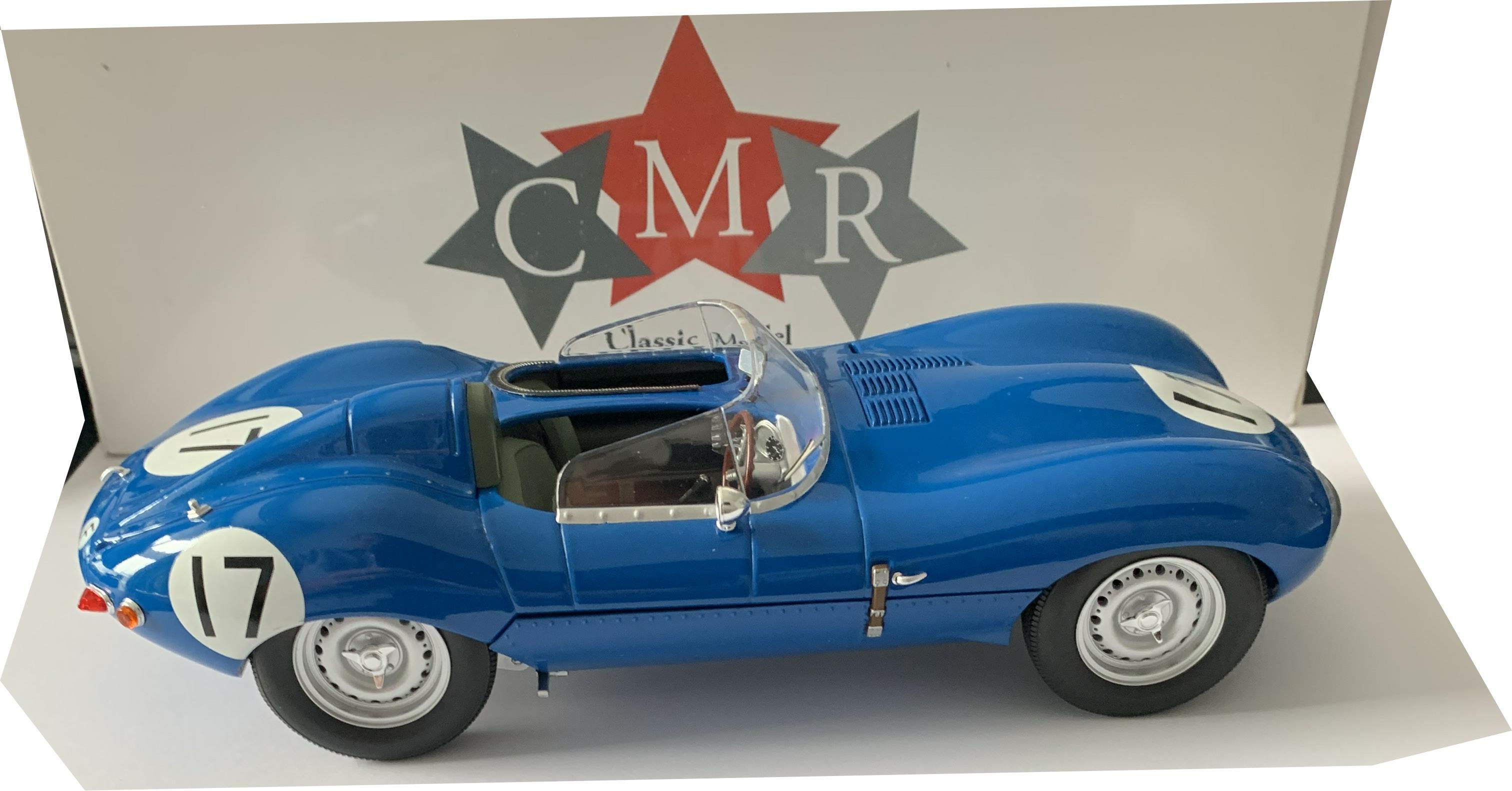 CMR Classic Model Replicars 1:18 scale