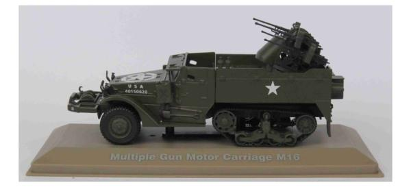 USA M16 Multiple Gun Motor Carriage