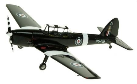 Chipmunk DHC-1, Battle of Britain, Royal Air Force, 1:72 scale model