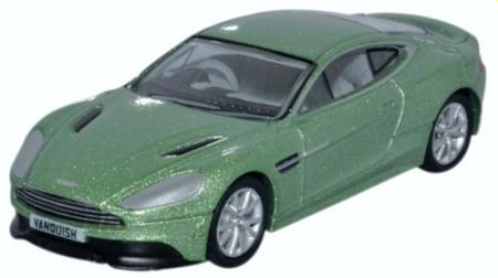 railway scale models of Aston Martin's