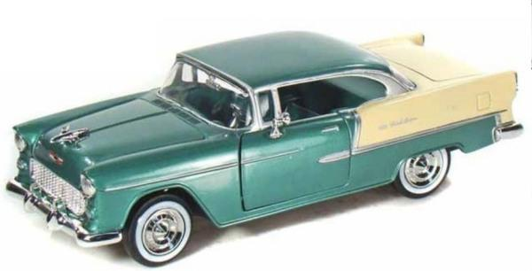 1:24 scale diecast Chevrolet car models