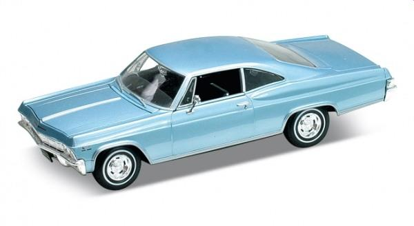 1:24 diecast scale models of Chevrolet Impala cars
