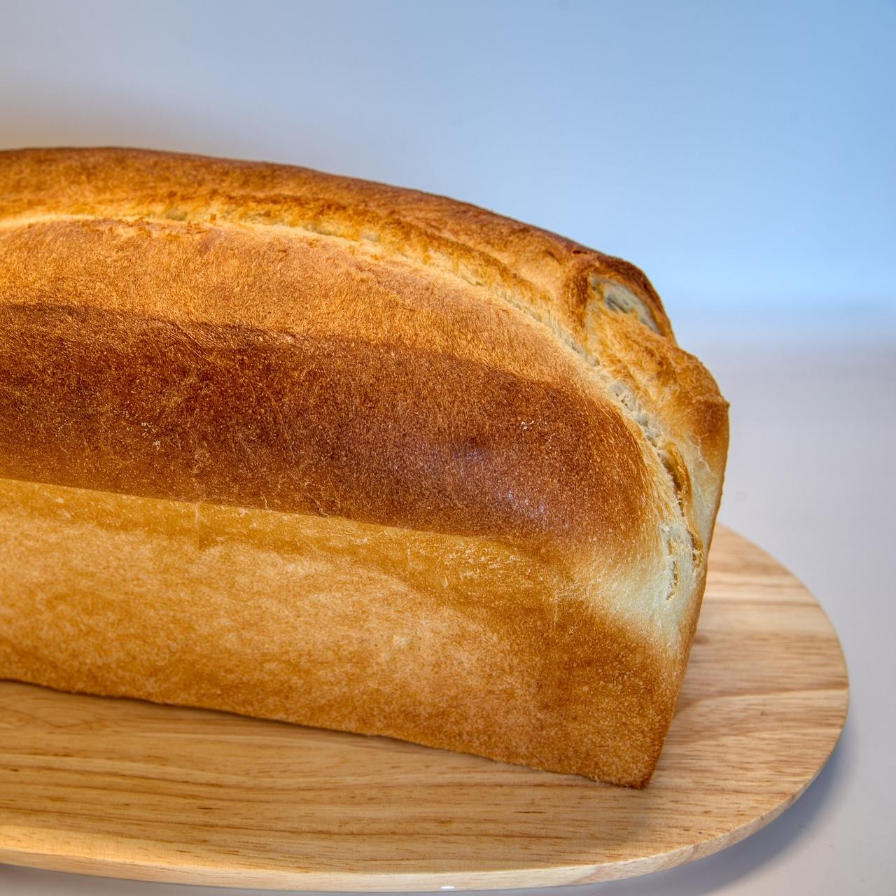 Unsliced Bread Loaf