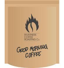 Packet of Good Morning coffee