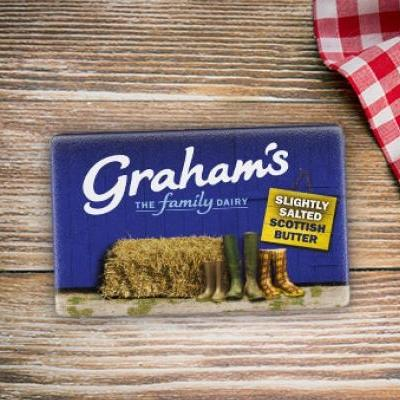 Graham's Salted Butter