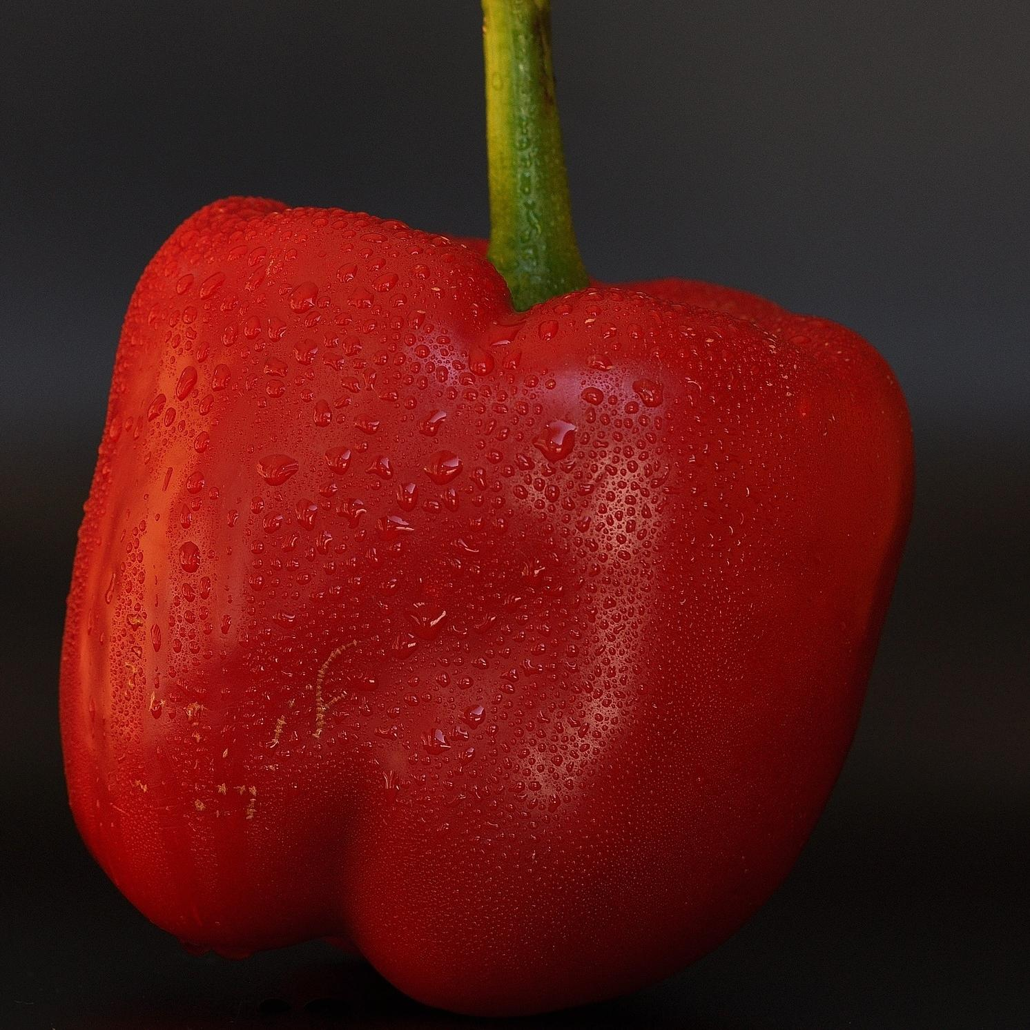 Individual Red Bell Pepper