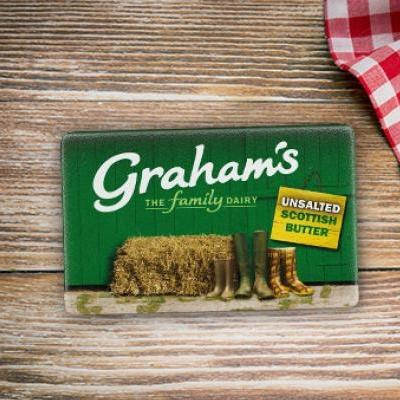 Graham's Unsalted Butter