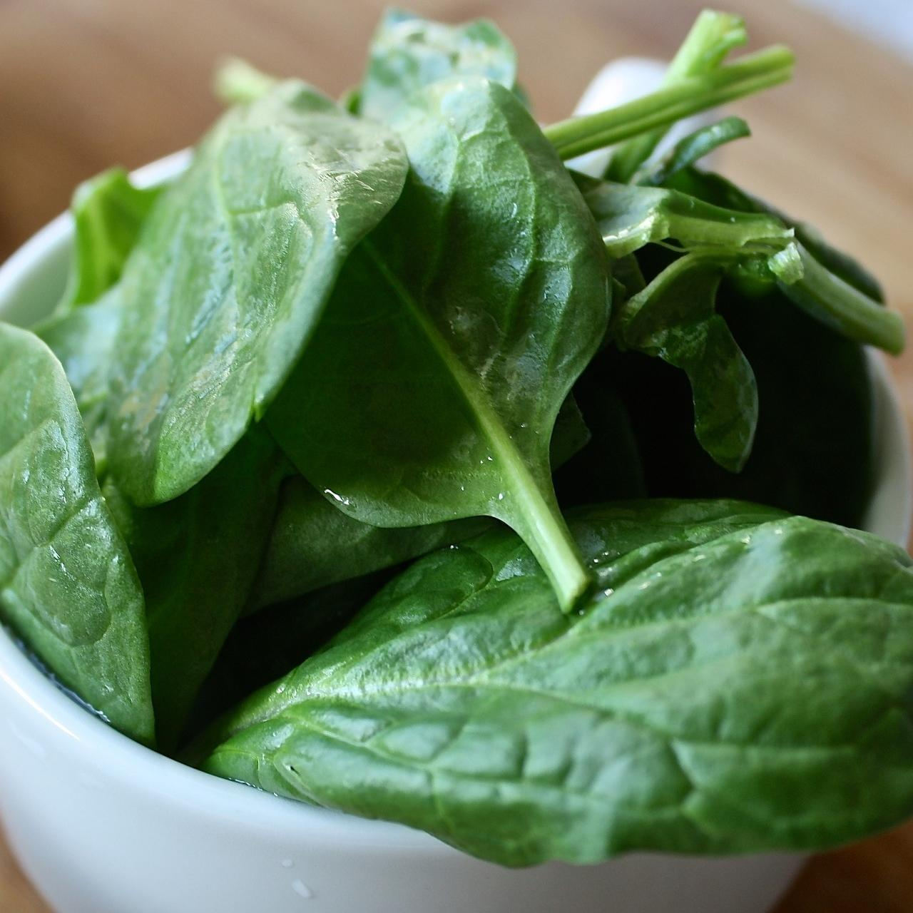 200g bag of Spinach