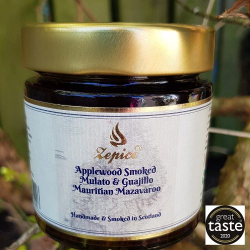 Applewood Smoked Chilli Paste by Zepice