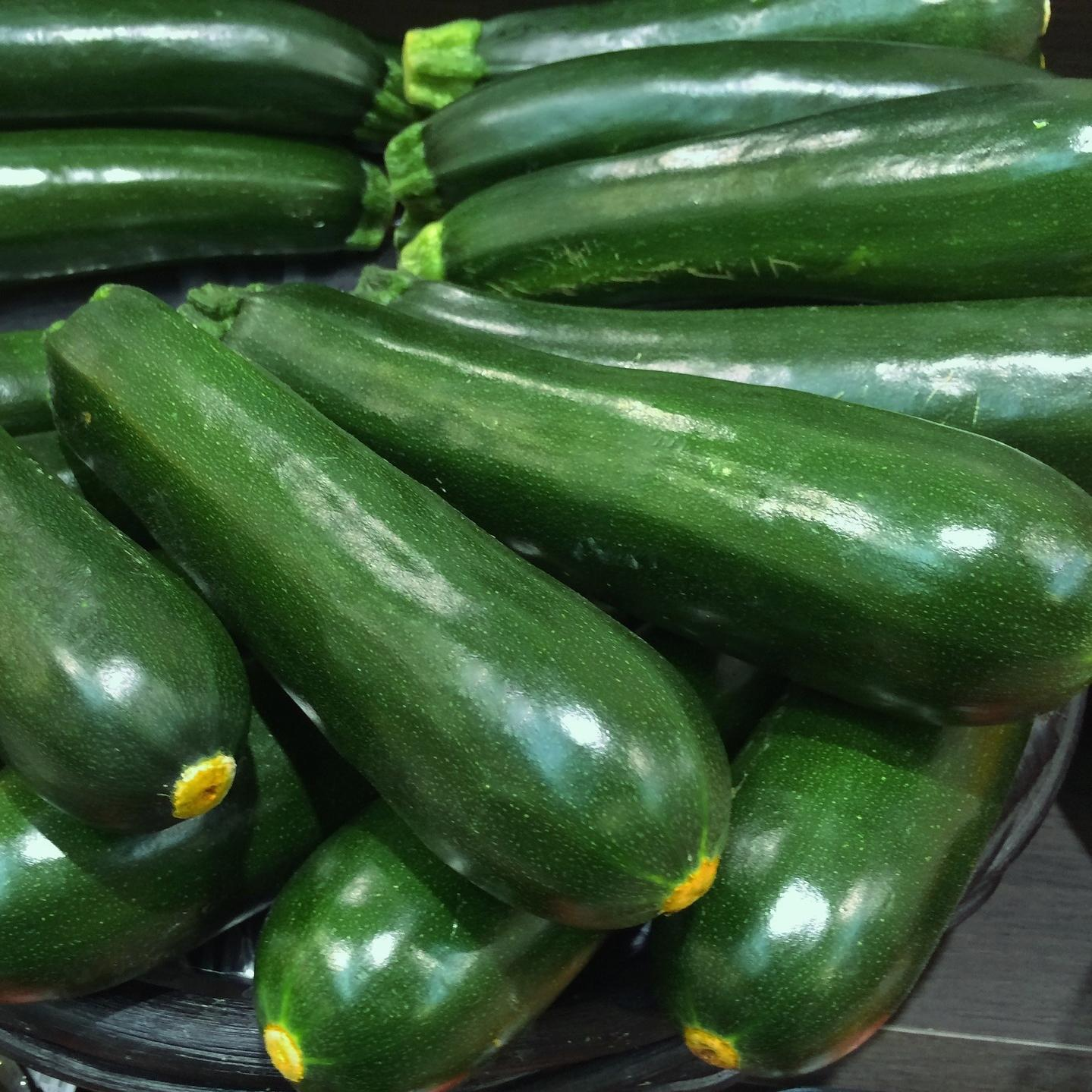 500g of Courgettes