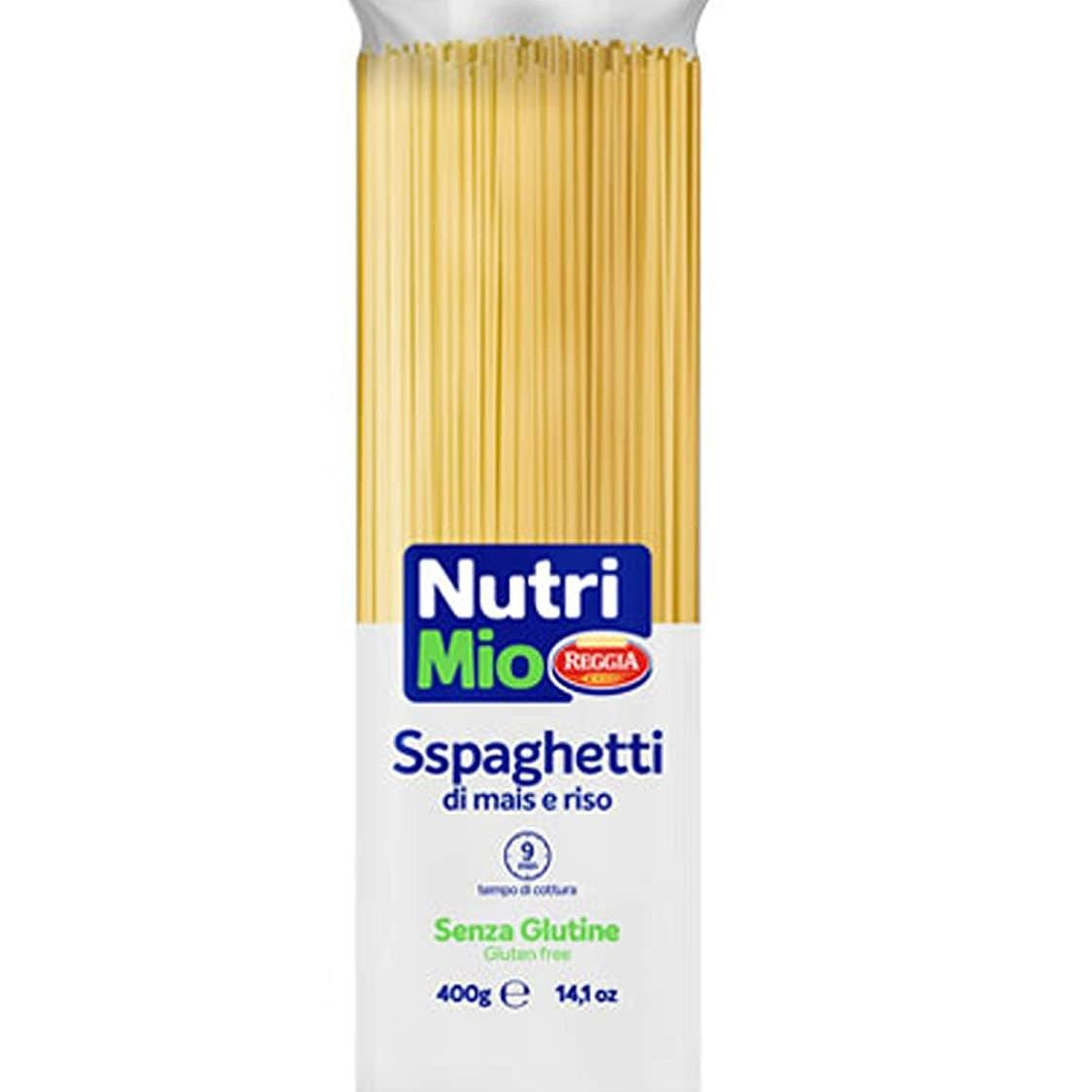 Packet of spaghetti