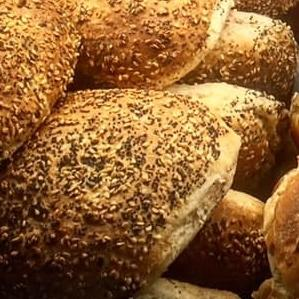 Seeded Brown Bread Rolls