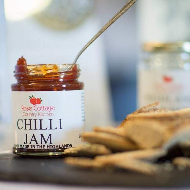 Jar of Chilli Jam