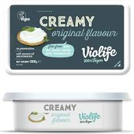 A pack of Violife margarine