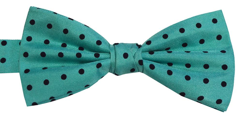 Silk Ready Tied Bow Ties