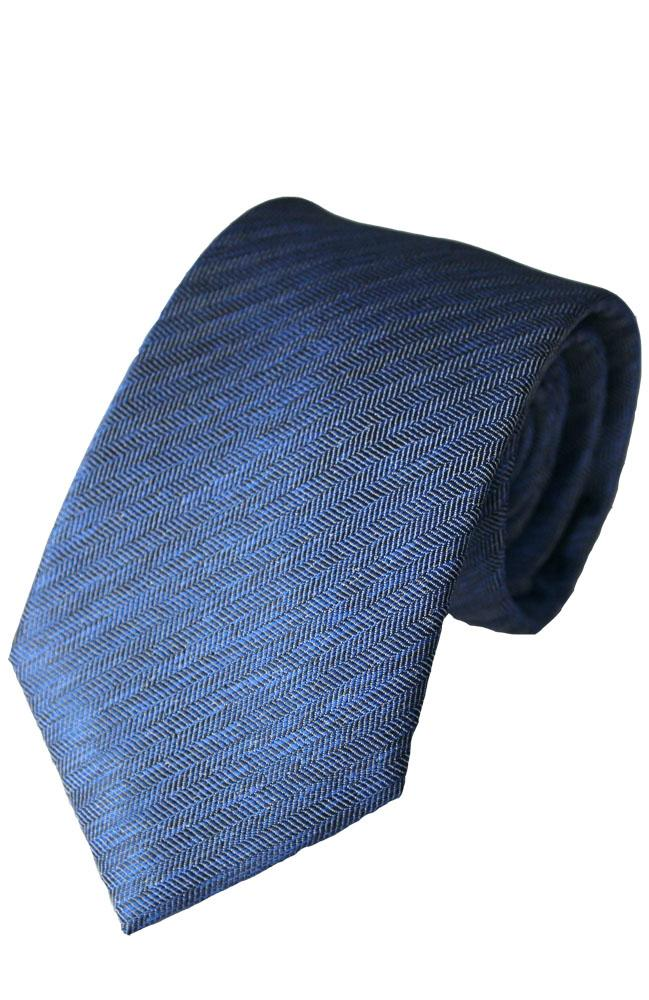 Textured Plain Poly Tie