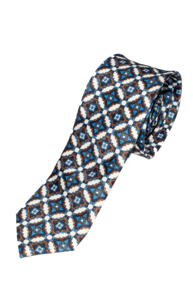 Printed Poly Tie