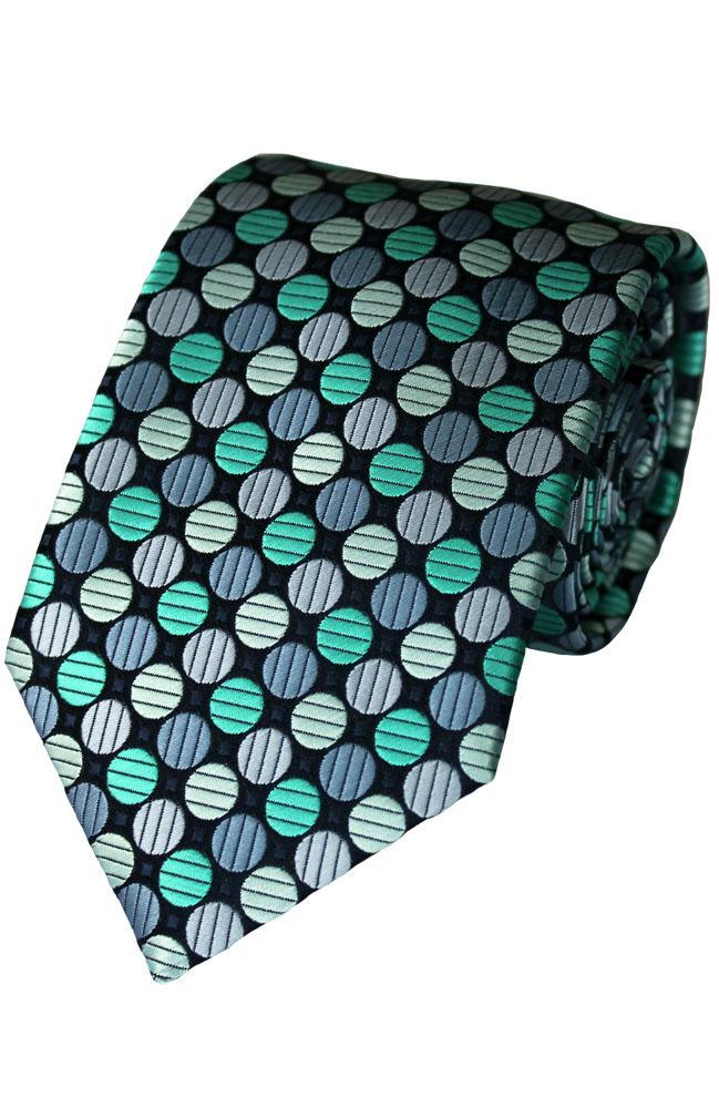 Spotted Poly Tie