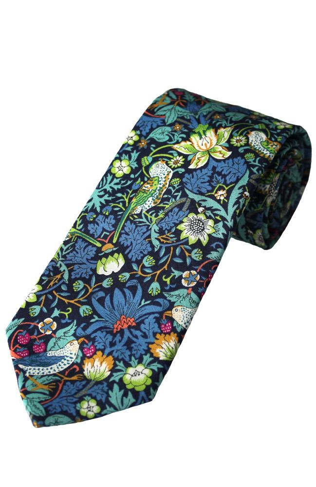 Boys Tie Made With Liberty Fabric