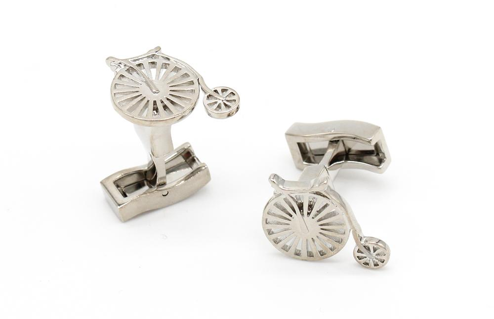 Premium Boxed Penny Farthing Cufflinks