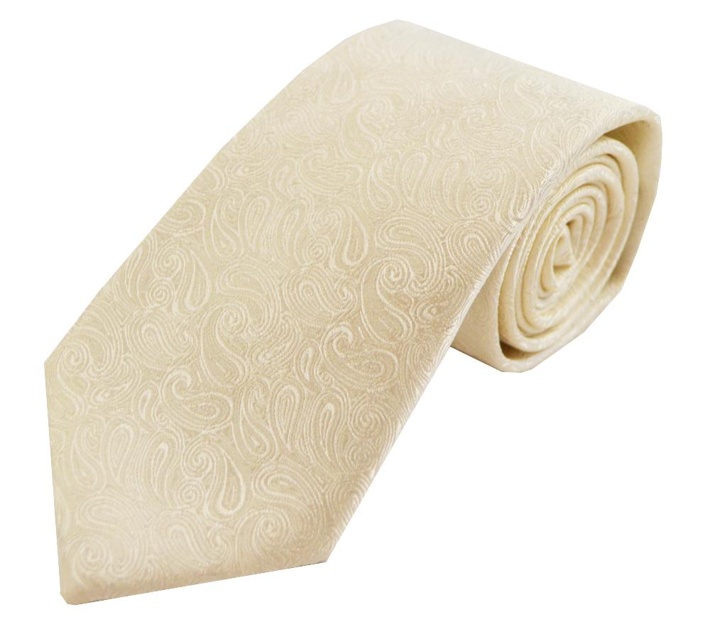 Wedding Paisley Tie