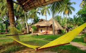 Yoga United holiday retreat india cherai beach hammock