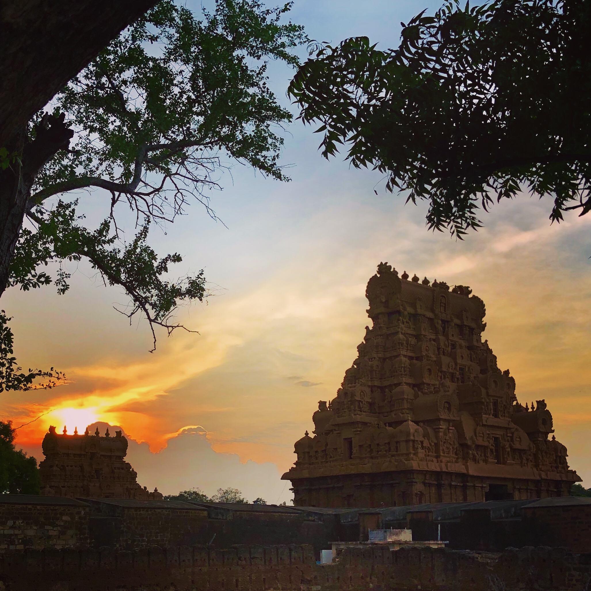 Big Temple, Thanjavur
