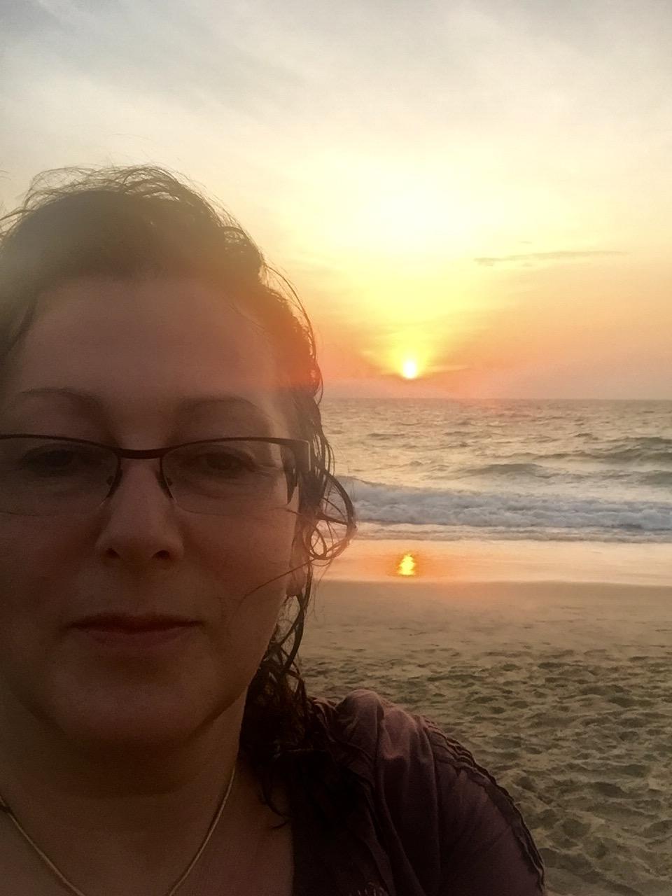 Judy Hirsh sunset