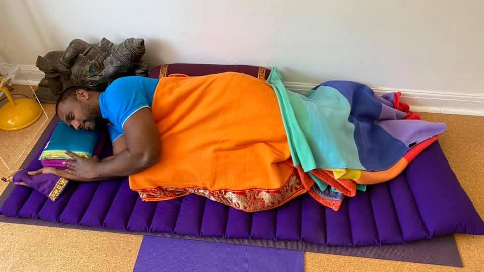 Yoga United blog saz Time to let go of your stress