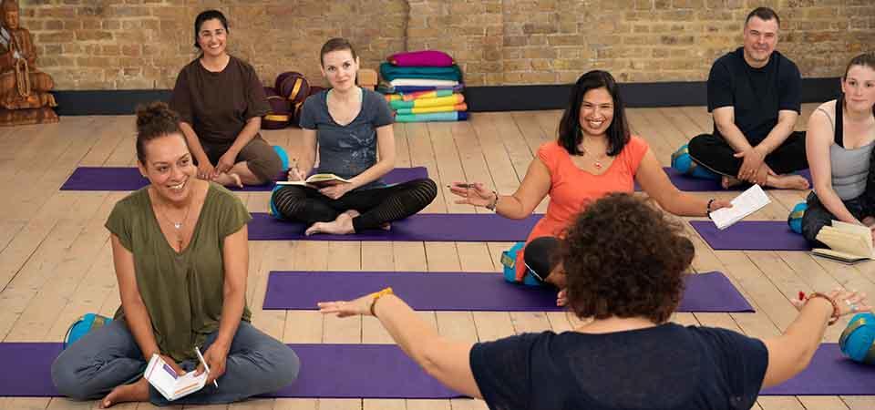 Yoga United eduction