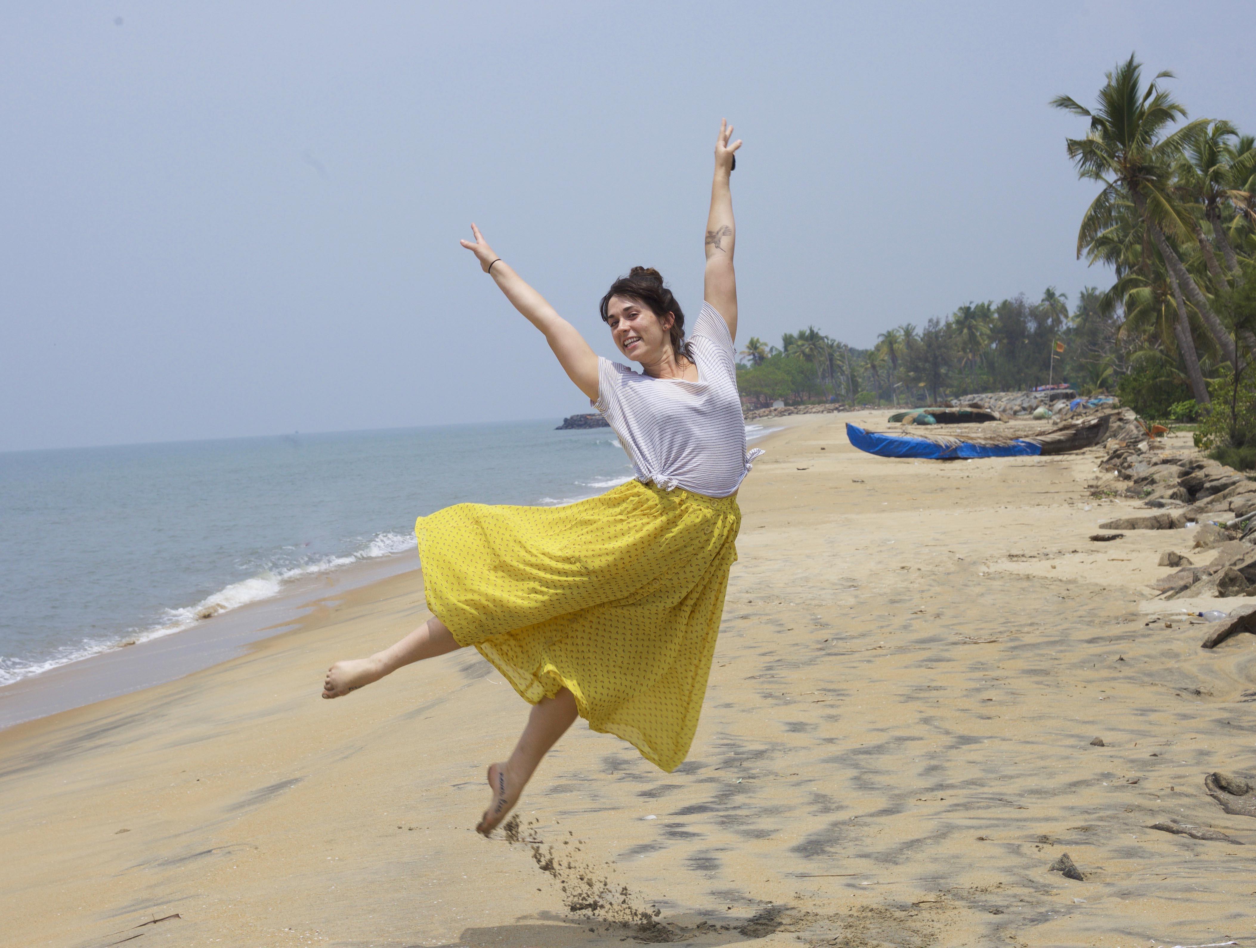 yoga, retreat, holiday, India, united, scaravelli, jivamukti, hatha, restorative, embodied, mindfulness, creative, journalling, goddess