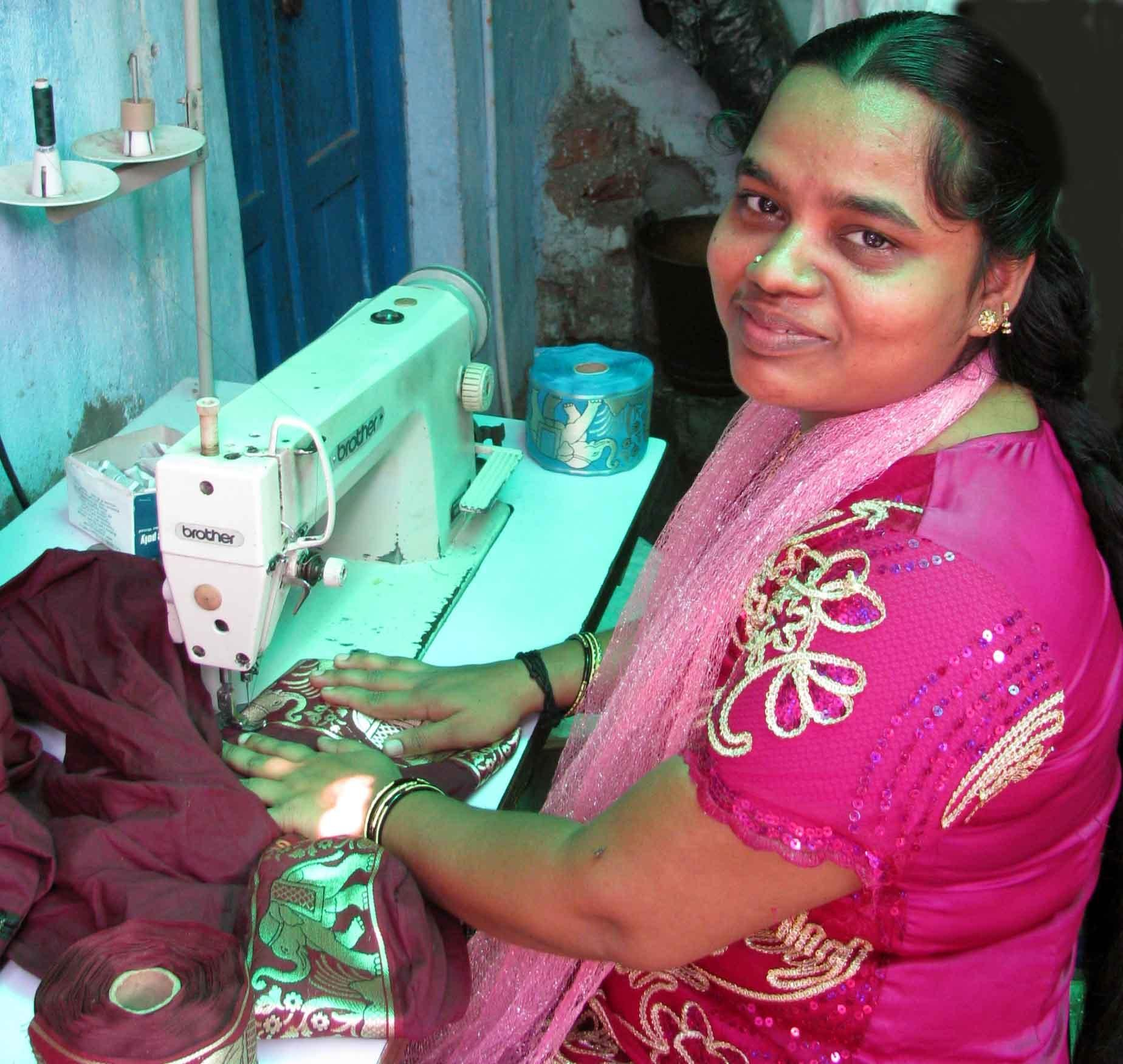tailor stitching yogamalai