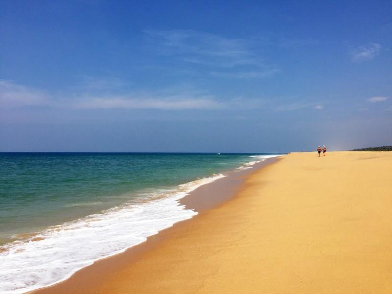 The Retreat the Yoga United way India Beach
