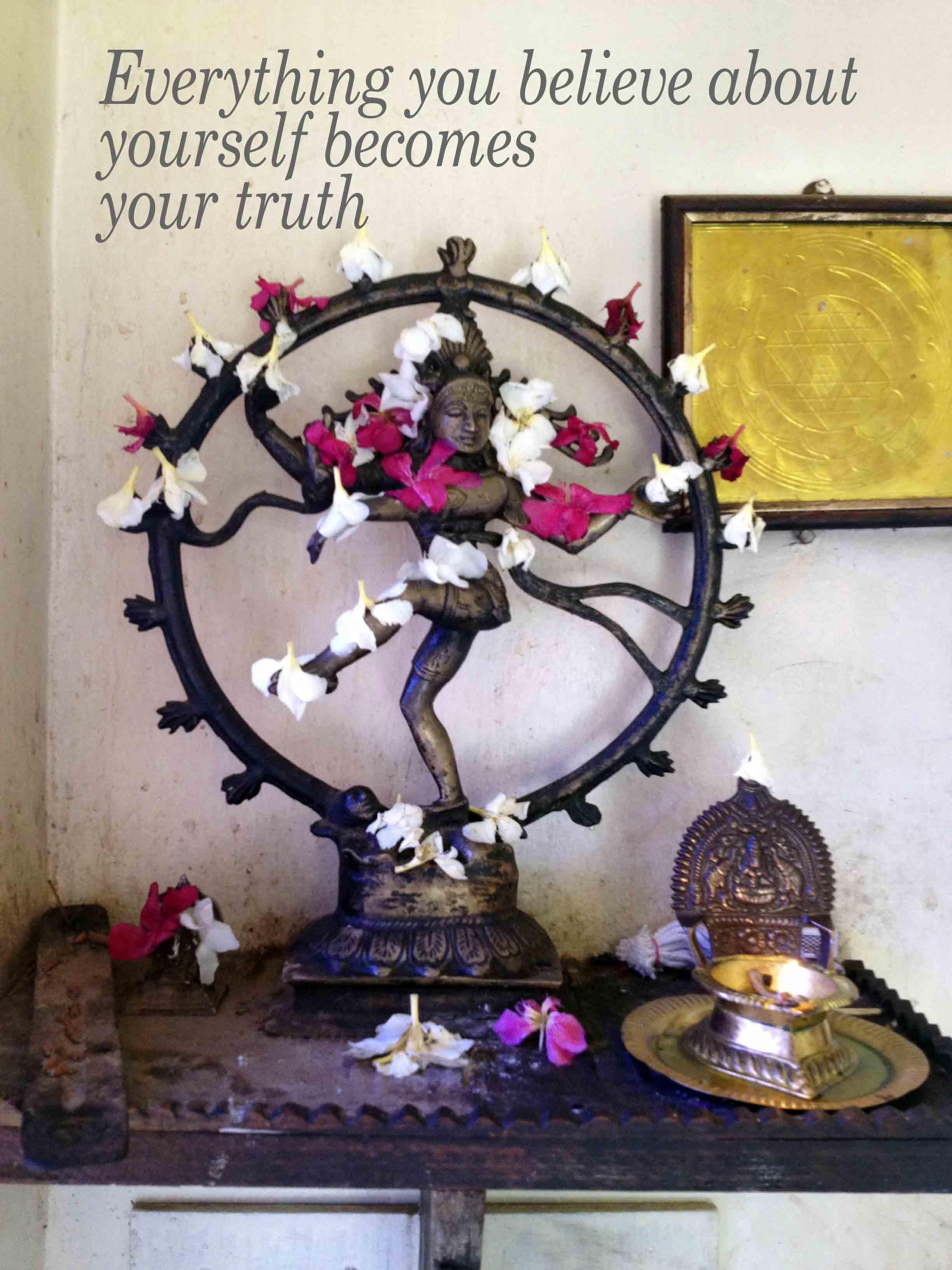 yoga, truth, believe, judy hirsh, united, mat
