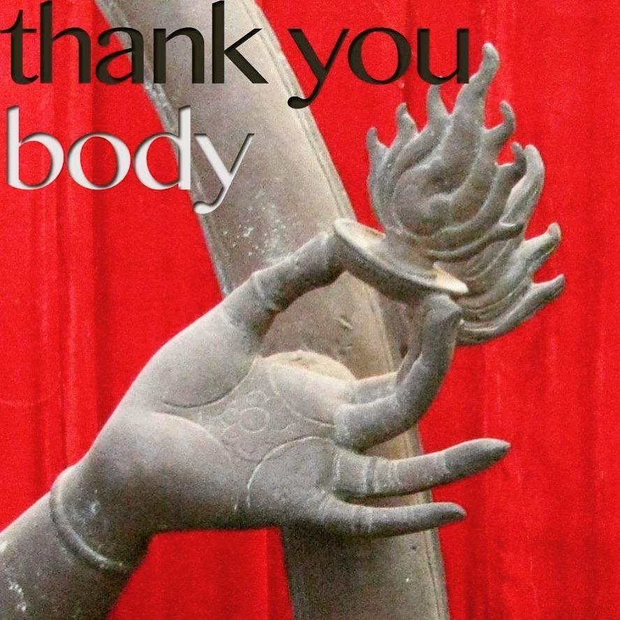 thank you body